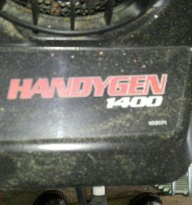 Генератор бензиновый BriggsStratton handy GEN 1400