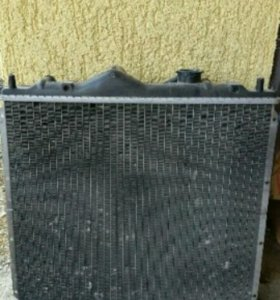 Радиатор mitsubishi