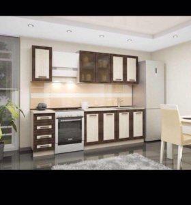 Новые модульные кухни -Лира