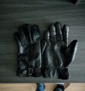Перчатки осенние мужские