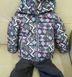 Детский зимний костюм Crockid