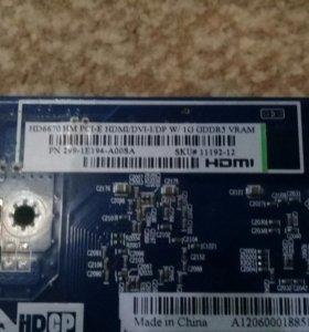 Видеокарта Sapphire RADEON HD 7750 1024 Мб