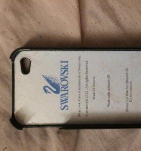 Бампер на айфон 4 s