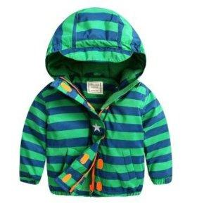 Куртка новая для мальчика