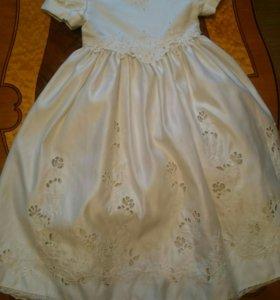 Платье тефлоновое на 5 лет