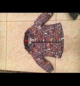 Куртка reima (рост 80 см)