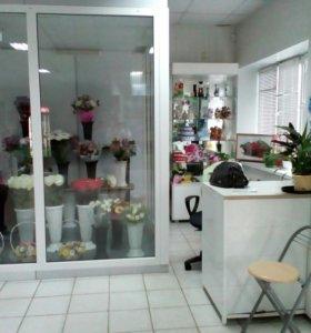 Продам цветочный отдел