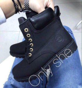 Ботинки зимне