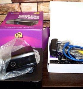 Медиаплеер 3Q F225HW Multi-Codec Media Player