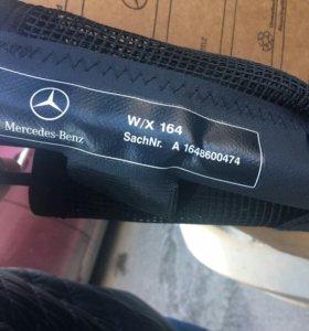 Сетка в багажник GL w164 А1648600474