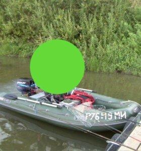 Кайман лодка