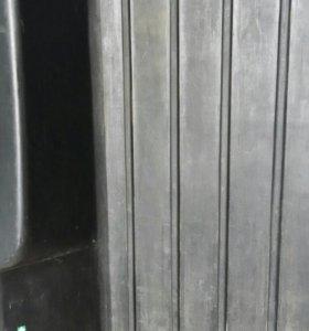 Поддон в багажник GL  w164