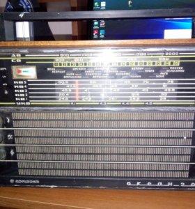 Радиоприемник Горизонт океан - 209