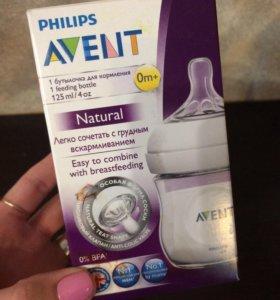 Бутылочка Avent Naturals