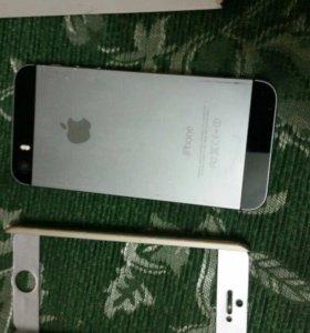 iPhone 5s на samsung