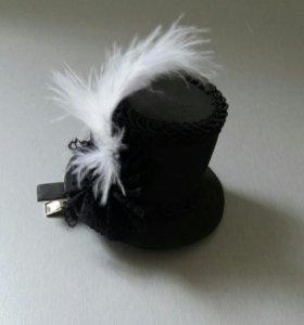 Заколка шляпа