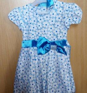 Платье 1-1,5года
