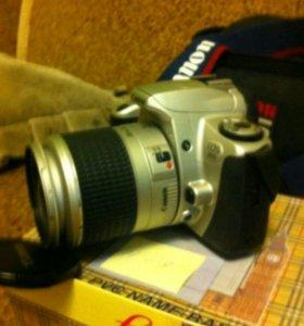 Фотоаппарат плёночный Canon 300 K : T-zoom 28-90