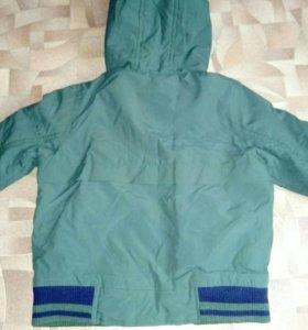 Куртка на мальчика, р. 98