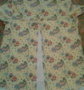 Новая блузка-туника