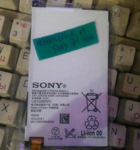 Sony z1 mini z1 compact аккумулятор новый