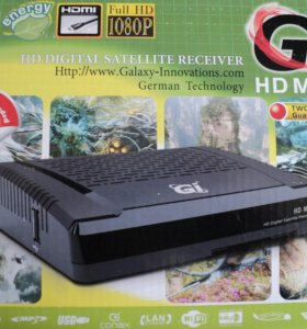 Цифровой спутниковый ресивер Gi HD Mini