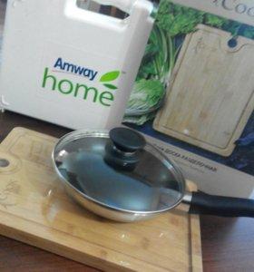 Сковорода iCook AMWAY из стали с покрытием