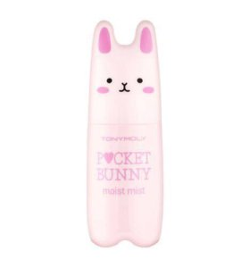 🐰 Спрей для лица Tony Moly Pocket Bunny mist