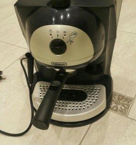 Кофеварка Delonghi EC400