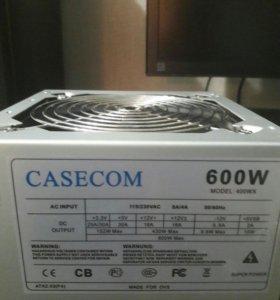 Блок питания 600W