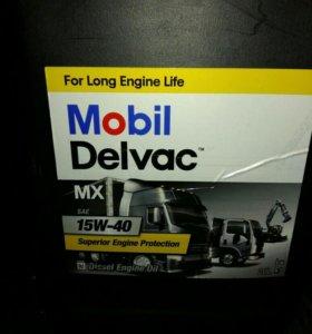 Mobil Delvac 15w40 mx