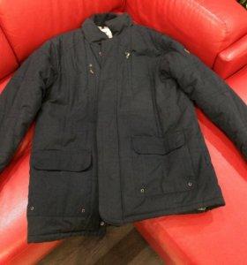 Куртка мужская зимняя, размер 52-54