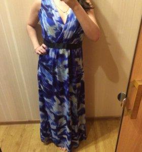 46 платье лето.