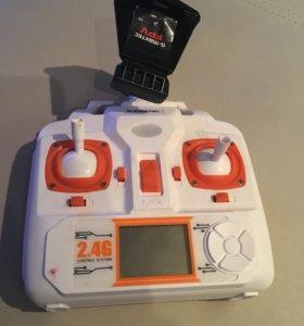 Пульт от квадрокоптера Сима - 5