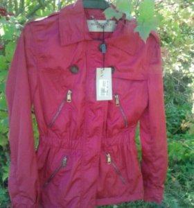 Женская куртка burberry