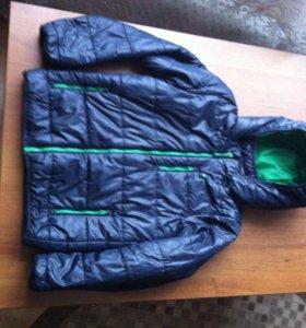 Куртка Demix демисезонная 152