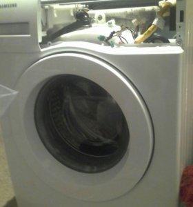 Ремонт  стиральных машин LG Samsung и т.д