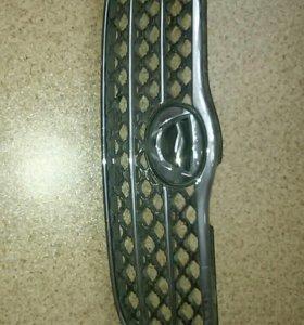 Орегинальная решетка радиатора для тойоты короллы