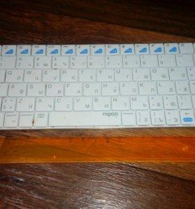 Беспроводная bluetooth мини-клавиатура.