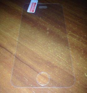 Стекло iPhone5-5S-SE