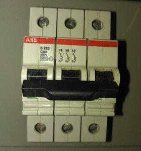 ABB автоматические выключатели
