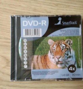 Диски SmartTrack mini DVD-R для видеокамеры
