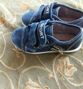 Джинсовые кроссовочки