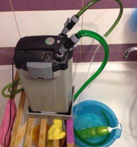 Фильтр внешний для аквариума б/у