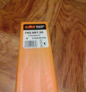 Нож строгальный фуговальный 1050х30х3 HSS 18% CMT