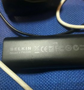 Belkin usb hub f4u040 power supply
