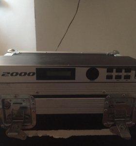 Подавитель обратной связи eurosound EX-2000