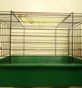 Клетка для кроликов(морских свинок)