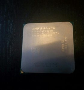 AMD Athlon II X3 445 3.1 ггц AM3