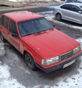 Вольво 940